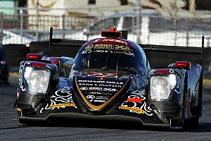 IMSA Nieuws Stroll klaar voor Daytona: