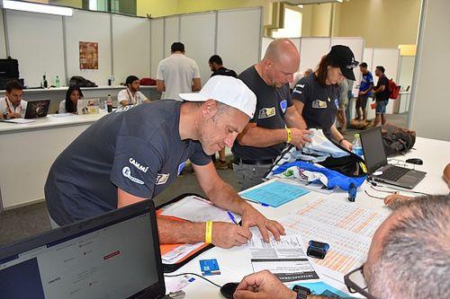 Dakar, Team Garda Bikers: tre amici italiani insieme al via a Lima