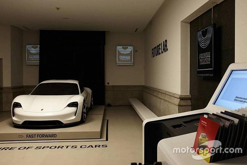 El primer Porsche Tracks del mundo abre sus puertas en Madrid