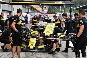 Renault quer usar novo conceito de asa dianteira na Alemanha