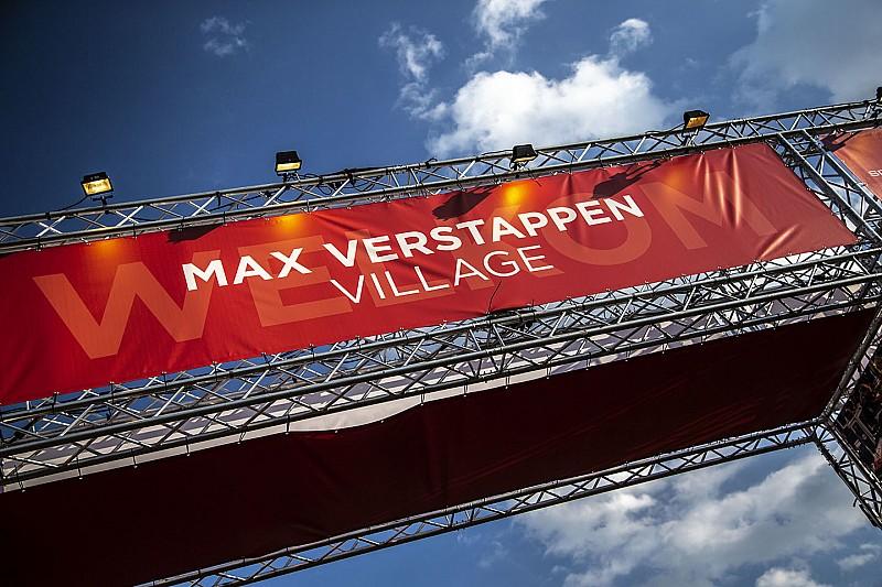 """Avusturya'da """"Max Verstappen Köyü"""" kurulmuş"""