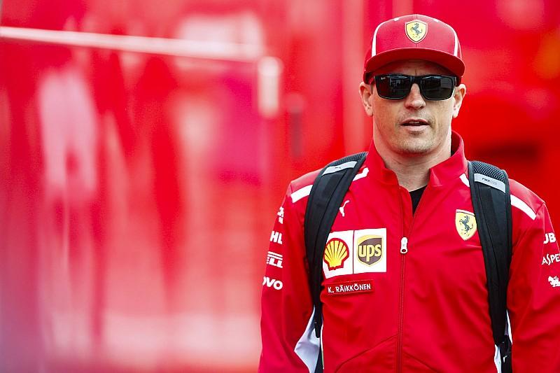 """Raikkonen scherza sulla McLaren: """"Ci ho parlato... quando ci correvo! Decidete voi cosa è vero e cosa no"""""""