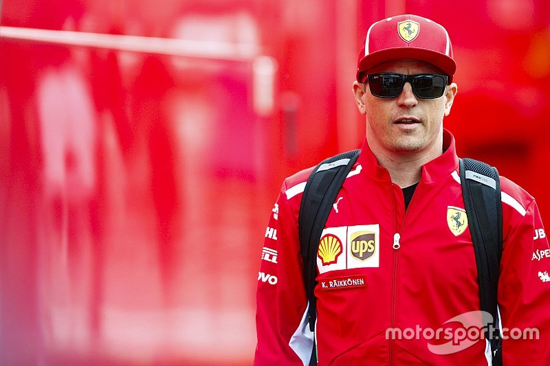 "Raikkonen has ""zero interest"" in ""nonsense"" McLaren talk"