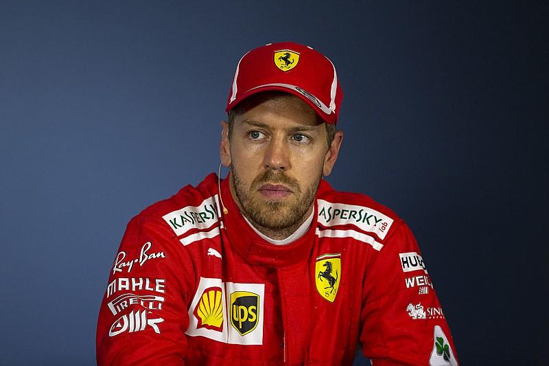 Sebastian Vettel: Erstes Opfer neuer Strafenregel?