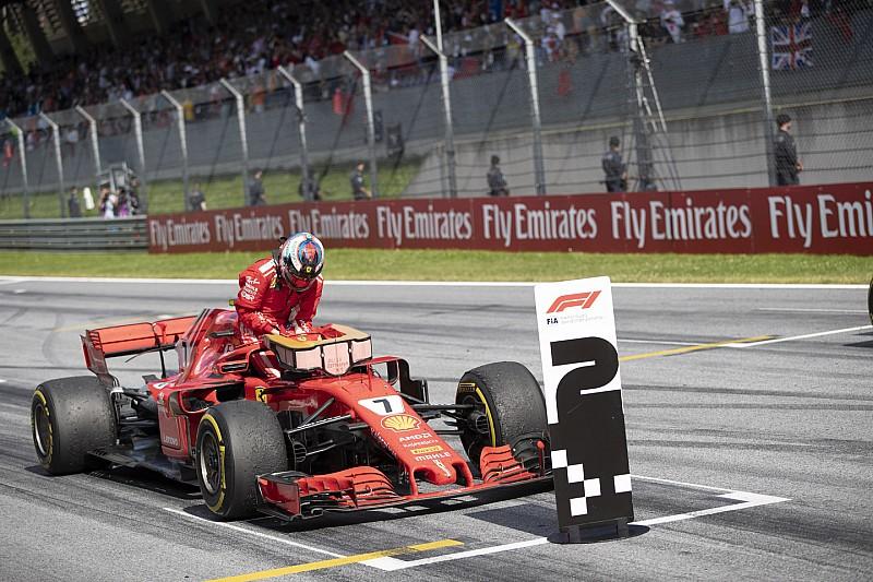 A legjobb 5 jelenet az Osztrák Nagydíjról: Räikkönen, Mercedes, Verstappen...
