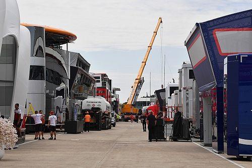 British GP: Top photos from Thursday