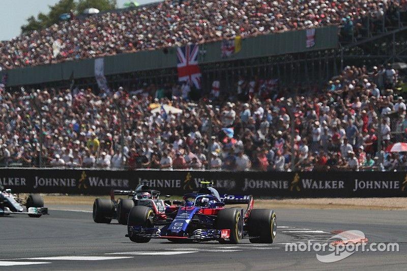 Toro Rosso se negaría a un calendario de F1 con menos de 20 carreras