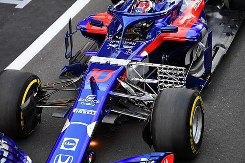 Новинки Toro Rosso расстроили команду