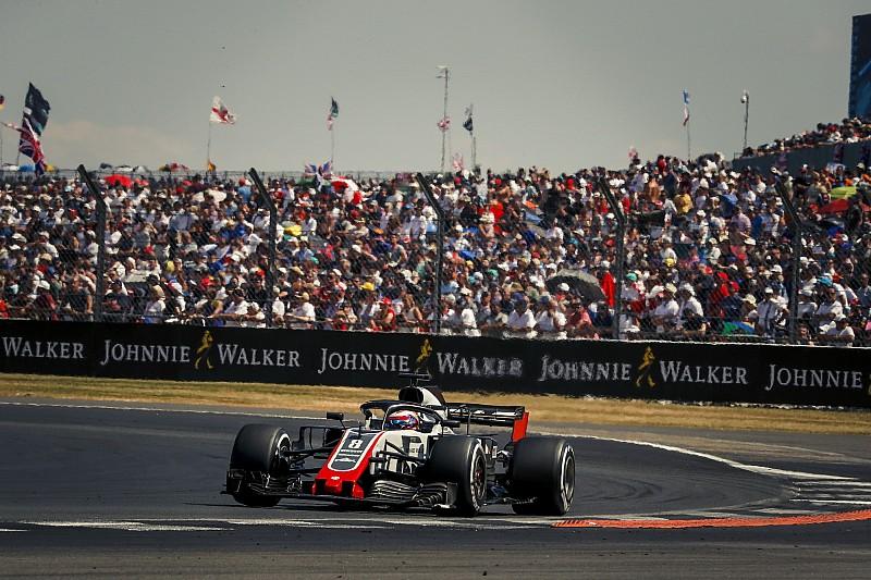 """Chefe da Haas se irrita com Grosjean: """"não é má sorte"""""""