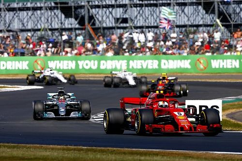 Fotogallery F1: le immagini più belle del GP di Gran Bretagna 2018 a Silverstone