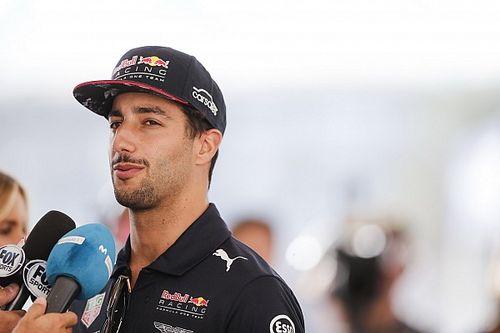 """Ricciardo over wensen voor de toekomst: """"Wil een meerjarige deal tekenen"""""""