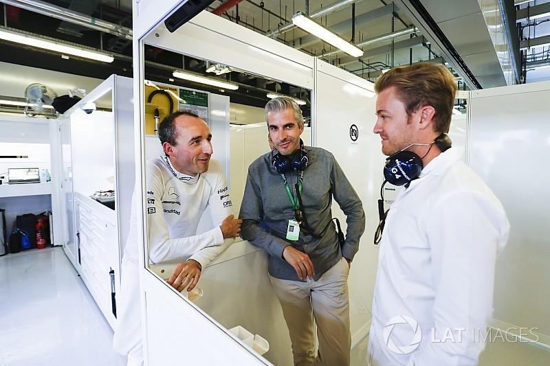Nico Rosberg bestätigt: Kubica-Management liegt auf Eis