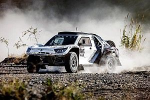 Así será el buggy de SsangYong para el Dakar 2018: el Tivoli DKR