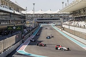 Ecco le line up del Giorno 1 dei test di GP3 ad Abu Dhabi