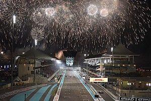 GALERI: Kumpulan foto terbaik GP Abu Dhabi