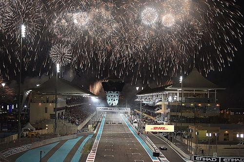 Die schönsten Fotos vom F1-GP Abu Dhabi: Sonntag