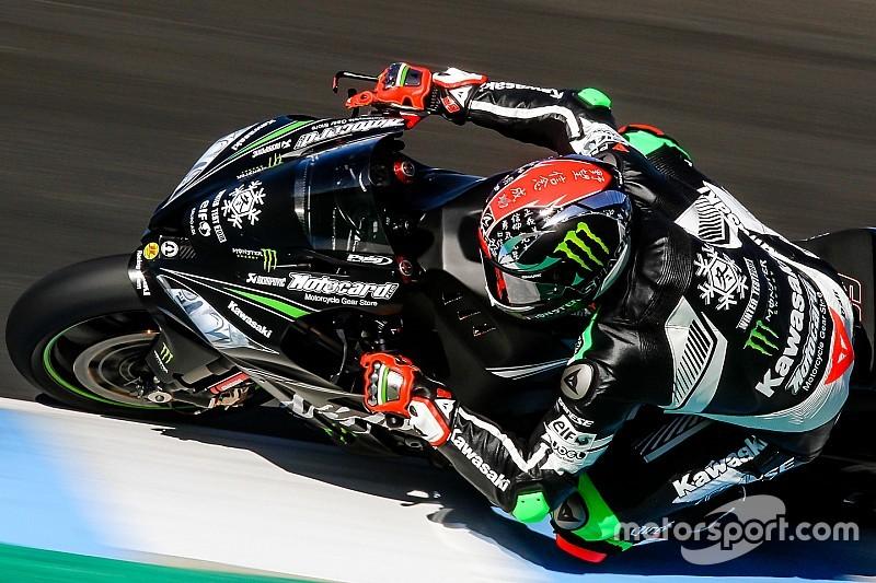 Test Jerez, Giorno 2: Kawasaki al top con Sykes. Bene Baz e Torres