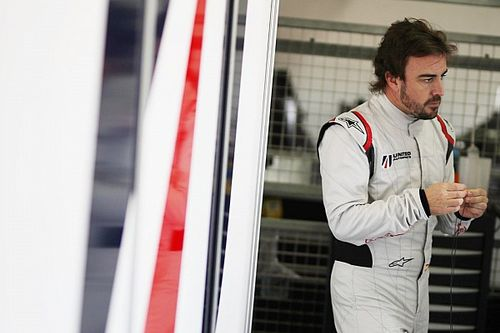 "Alonso: ""Era importante este test antes de ir a Daytona"""