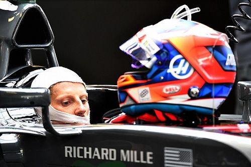 Grosjean wil tot zijn veertigste in F1 racen