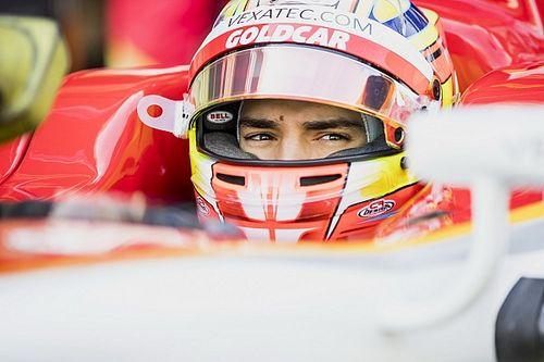 Alex Palou al via dell'Europeo Formula 3 2018 con la Hitech