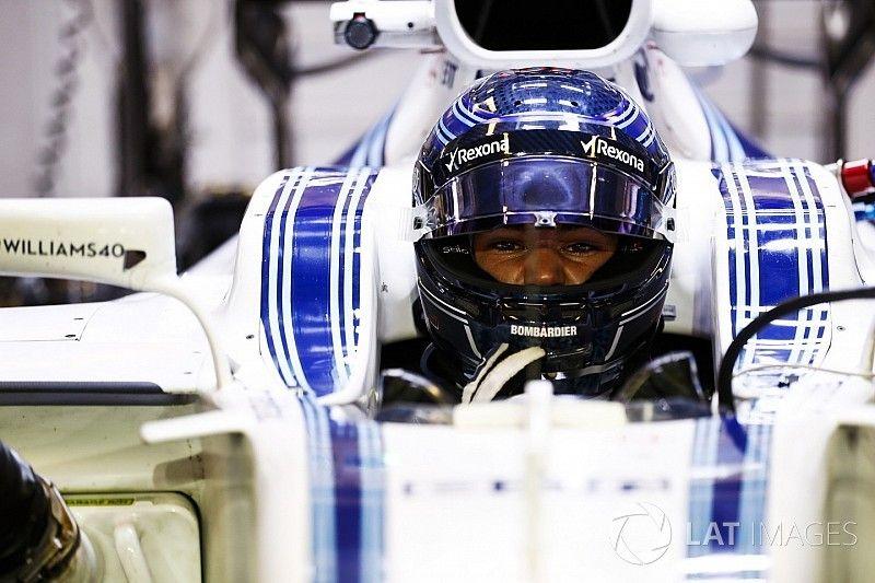 Williams pode superar inexperiência, diz Mansell
