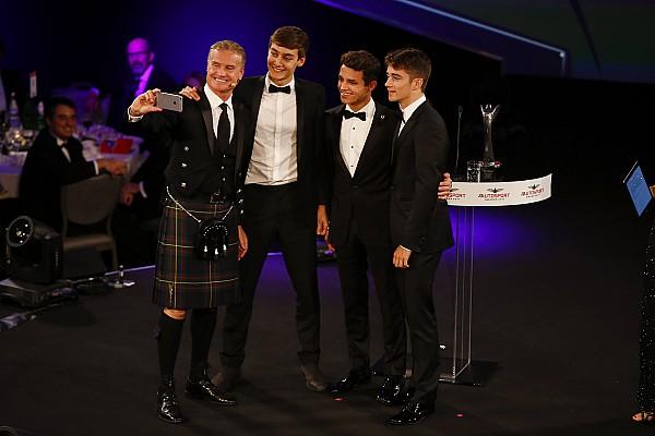 Autosport Awards - Charles Leclerc rookie de l'année