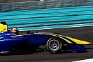 GP3 Kari tops opening day of Abu Dhabi GP3 testing
