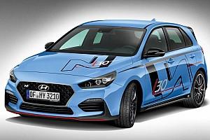 Auto Actualités La Hyundai i30 N toujours plus sportive!