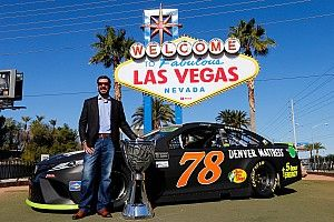 "Martin Truex Jr. hopes to ""represent the sport well"" as champion"