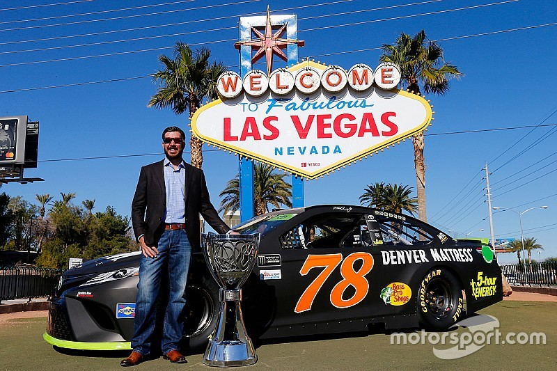 NASCAR Cup Series awards ceremony could change locations in 2018