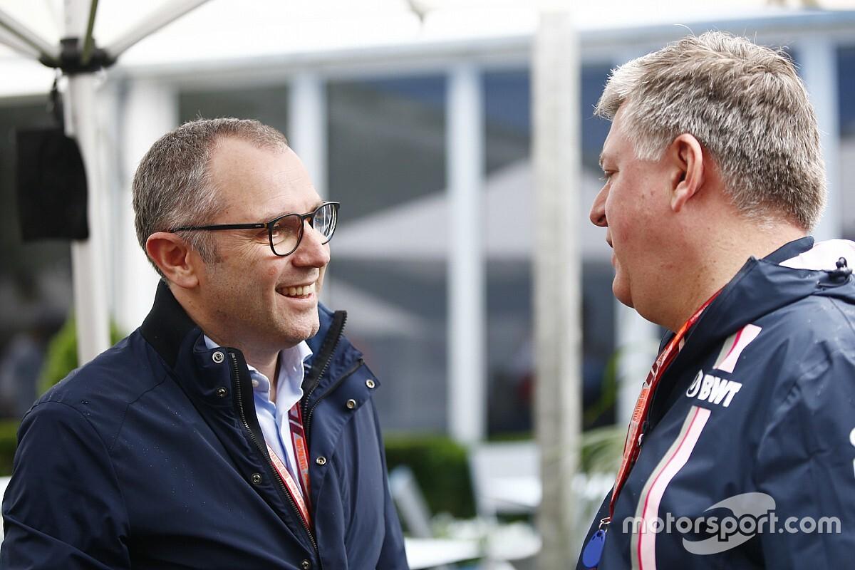"""Domenicali: """"Sprint yarışlarıyla F1'in DNA'sı bozulmadı, sadece beklentiyi karşıladık"""""""