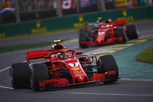 Ferrari n'a pas averti Räikkönen de la stratégie de Vettel