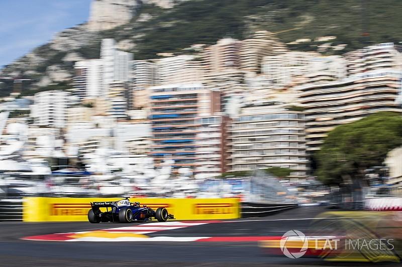 Sette Camara mist ook F2-sprintrace in Monaco