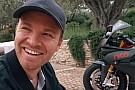 Other bike Watch Rosberg take custom Energica e-bike around Monaco