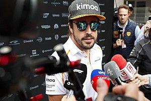 アロンソ「モナコでサプライズは難しい」と認めるもQ3進出に自信