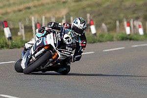 Primo test per Michael Dunlop in sella alla BMW S1000RR