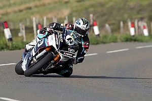 Primo test per Michael Dunlop in sella alla BMW S1000RR
