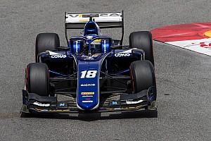 FIA F2 Breaking news Sette Camara to miss Monaco F2 feature race