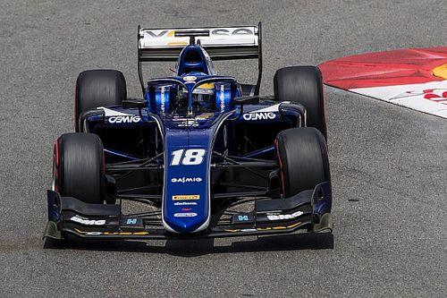 Sette Camara to miss Monaco F2 feature race