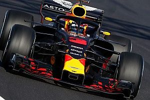 第二轮季前测试次日上午:里卡多刷出最快单圈,迈凯伦噩耗继续