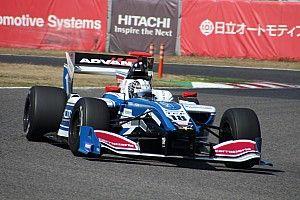 Kobayashi leads Nakajima on first Super Formula test day