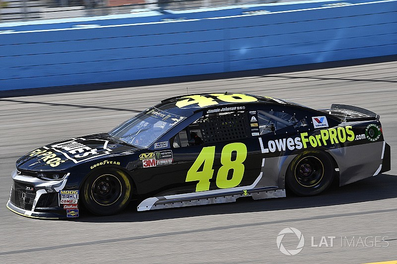 Lowe S To End Sponsorship Of Jimmie Johnson After 2018