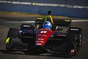 IndyCar Qualifiche Robert Wickens centra una incredibile pole al debutto a St. Pete