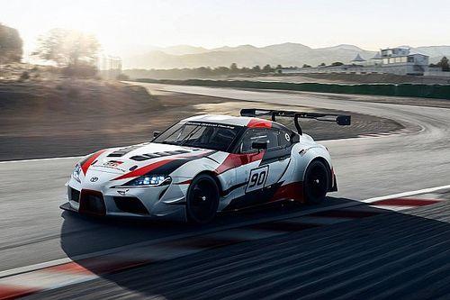 Menerka rencana balap Toyota GR Supra Racing Concept