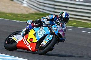 Galería: las mejores fotos del test de Moto2 y Moto3 en Jerez