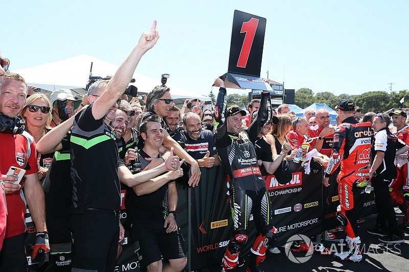 Laguna Seca : Les plus belles photos du week-end WSBK