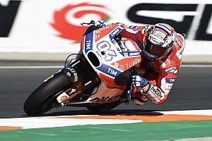 VIDEO: Sambutan Ducati untuk Dovizioso