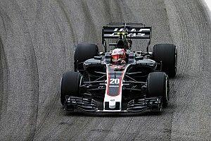 Magnussen admite dificuldade com carro da Haas em 2017