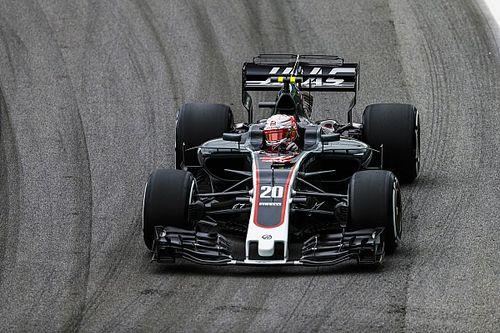 """Magnussen reconoce que el Haas fue """"difícil"""" de manejar"""