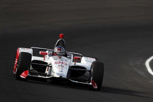 Indy 500: Andretti blijft Wickens voor op Fast Friday